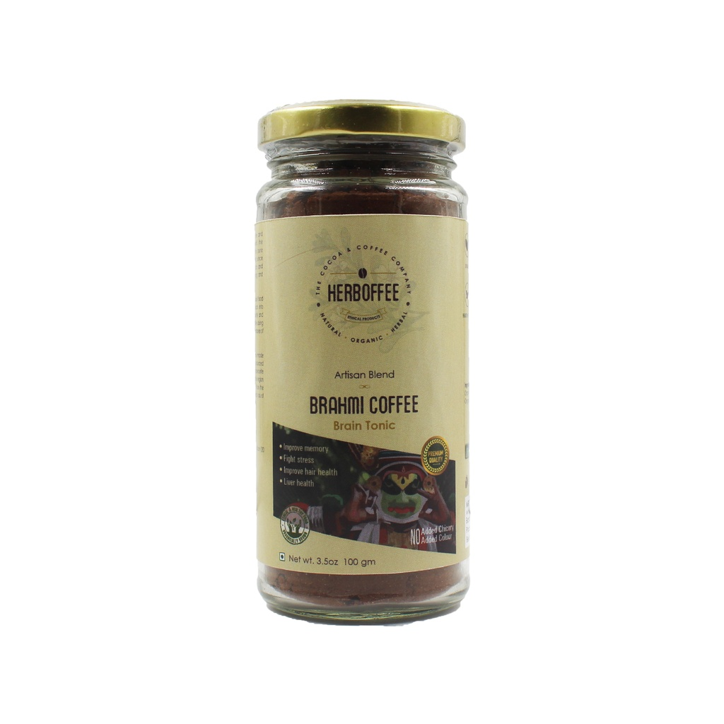 CO FEE CO Organic Brahmi Coffee 100gm