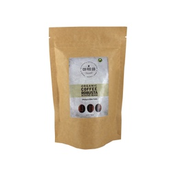 CO FEE CO Organic Coffee Robusta Roasted Beans 150g